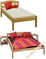 JET-SINO-032 SINGLE-DOUBLE BED